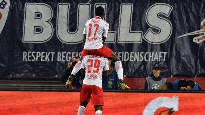 Leipzig claim landmark Champions League success