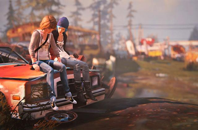 A new 'Life is Strange' game is in the works