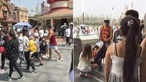 Tévez explica passeio na Disney em dia de jogo: 'Era meu dia de folga'