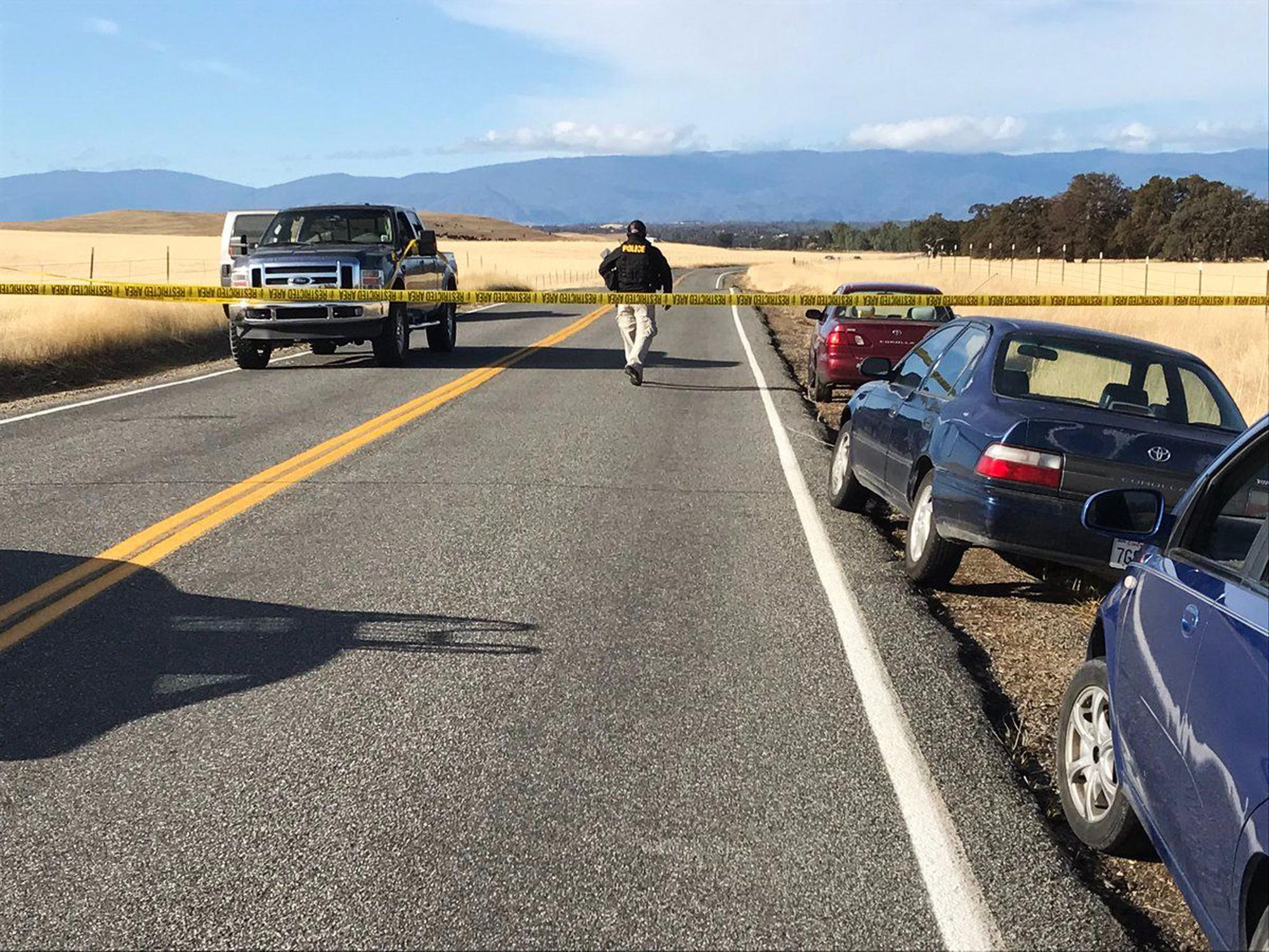 Shooter Ran Victims Off the Road and Chased Them on Foot, Family Says