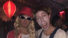 Shaun White faces backlash over 'Tropic Thunder' Halloween costume