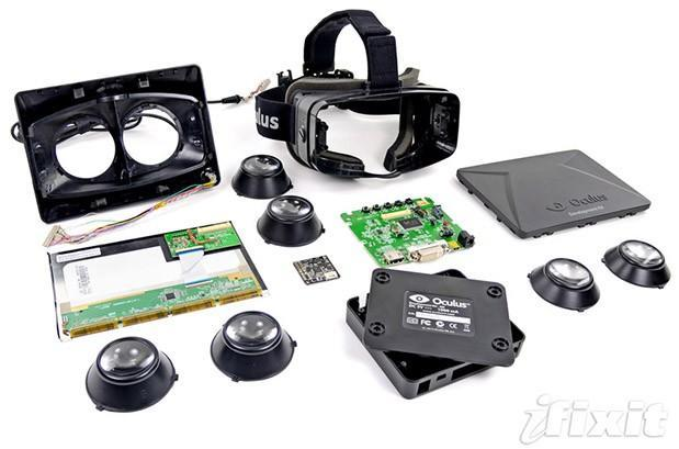 Oculus Rift gets torn down by iFixit, adds high repairability to its kudos list