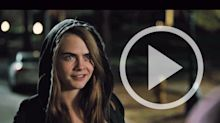 """Cara Delevingne's Ditching the Runway for Hollywood! Watch Her """"Paper Towns"""" Trailer"""