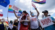 Nearly a third of Poland has declared 'LGBT-free zones.' The EU is denying funds to them.