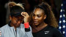 Osaka was 'a little bit sad' about US Open final boos
