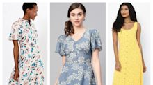 Summer sale: 20 floral dresses you can wear for your Zoom calls