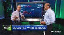 Options traders make bullish bets on JetBlue, this indust...