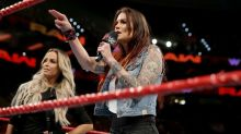 Future plans for WWE Hall of Famers Trish Stratus and Lita