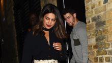 QuickE: Priyanka Celebrates B'day With Nick; Salman in Dubai Mall