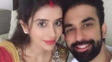 Amid Split And Patch Up Rumours With Rajeev Sen, Charu Asopa Dresses Up For Teej And Wishes Fans