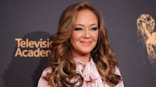 Emmy Winner Leah Remini Jokingly Forgives Mom For Getting Her Into 'A Cult'