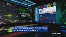 Upgrades & downgrades in the trader blitz