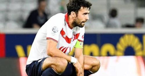 Foot - L1 - Lille - Lille : Sans Basa ni Terrier à Bastia