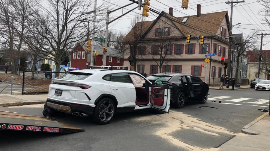 Watch: Burglars steal 2 Lamborghinis' worth Rs 3 Cr