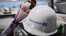 Tencent Joins Ranks of Internet Mortals