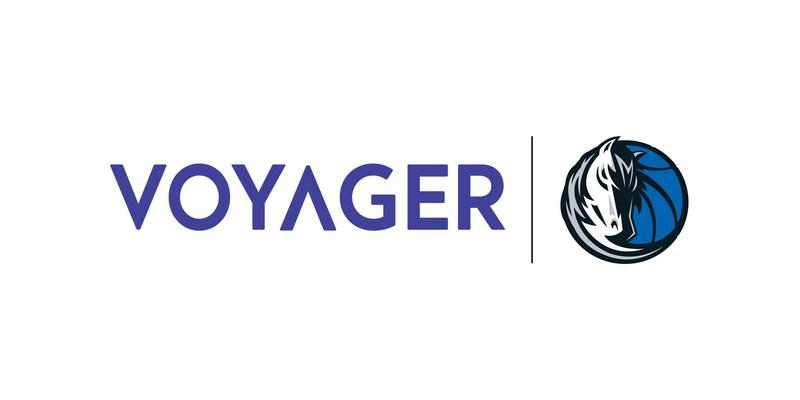 Voyager Digital Becomes the Official Cryptocurrency Brokerage Partner of the Dallas Mavericks
