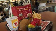 McDonald's scraps cheeseburgers from Happy Meal menu in new health drive