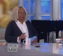 'The View' Warns Warren About Going After Bloomberg: 'Be Very Careful'