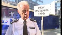 Police stage mock terror attack in London