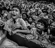 The Story Behind the Most Haunting Images of the Rohingya Exodus