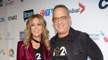 Rita Wilson and Tom Hanks Talk 'Darkest Days'at Stand Up to Cancer Telecast