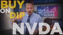 Cramer Remix: How to play Nvidia in a volatile market