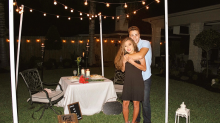 A Guy Asked This Girl to Go Steady in the Most Romantic Way