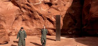 Mystery Utah monolith could be work of dead sculptor
