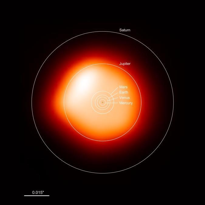 ESO/ALMA/P. Kervella