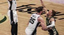 106-91.Ante los Pistons, White y Poeltl ayudan a los Spurs a romper una racha de cinco derrotas en casa