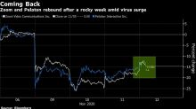 Reopen Trade Stumbles as Lockdown Winners Bounce on Virus Spike
