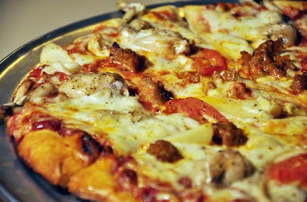 Scientists discover why mozzarella is the ideal pizza cheese
