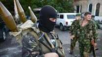 Russia, Ukraine Discuss Steps to End Fighting