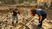 'Everything's gone': Many neighborhoods destroyed as fire, smoke devastate Oregon families, workers and homeless