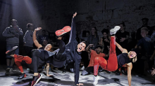 Breakletics: Learn to breakdance and shred fat in one class