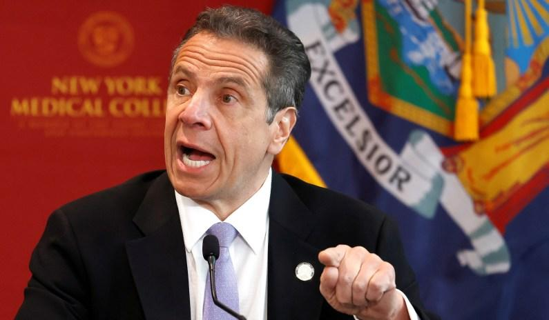 New York Democrats Call for Investigation into Cuomo over Nursing Home Scandal