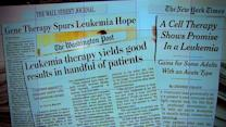 New therapy for leukemia may be a breakthrough