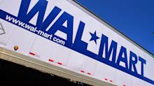 Walmart looks to make major deal, Amazon partners with Bank of America, Caterpillar says everything is okay