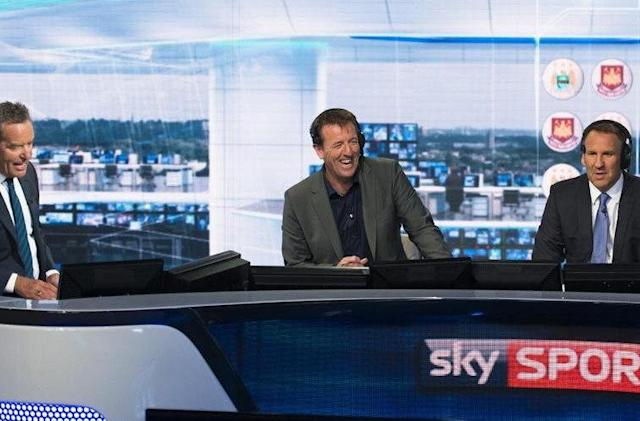 Sky will stream tomorrow's Soccer Saturday on Facebook and YouTube