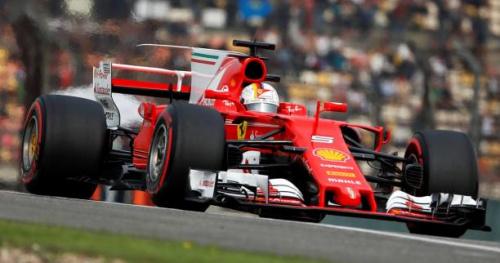 F1 - GP de Bahreïn - Sebastian Vettel se place aux avant-postes de la première séance d'essais libres à Bahreïn