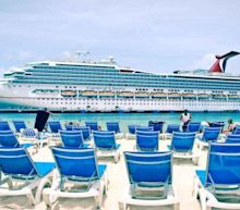 Could Carnival Stock Retest Lows as Sailings Get Delayed?