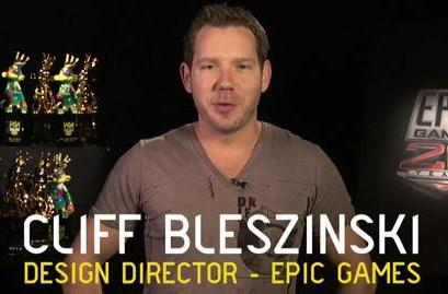 Epic's Cliffy B teases 'fresh, new experience' to be revealed at VGAs