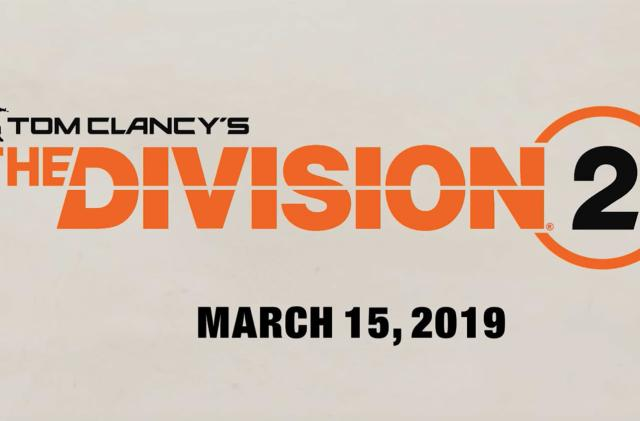 'The Division' returns to Xbox with a battle for Washington DC