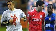 'We made a massive mistake' Jamie Carragher apologises to Patrice Evra over Suarez T-shirts