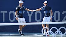 Andy Murray builds momentum alongside Joe Salisbury