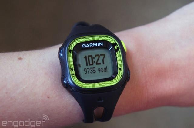 Garmin Forerunner 15 review: sports watch first, fitness tracker second