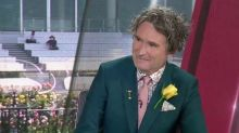 Vegan Dave Hughes Blasted On Twitter For Melbourne Cup Appearance