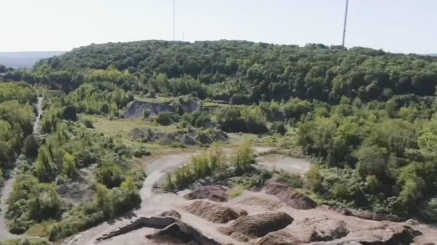 Father and son die in cliff fall during ATV ride