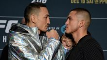Why Max Holloway doesn't mind Conor McGregor and the 'interim title' controversy
