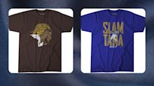 Celebrate Spring Training with just released MLB gear at BreakingT